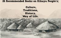 25 Recommended Books on Kikuyu Culture & History